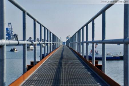 Der Steg zum Personaltransfer-Anleger