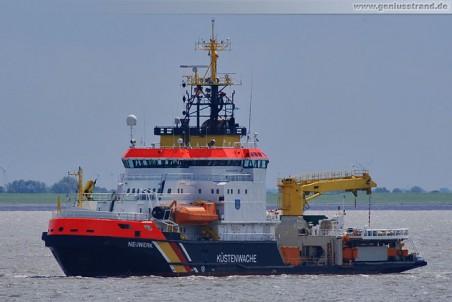 Gewässerschutzschiff Neuwerk