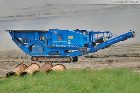 Steinbrecher Terex-Pegson Metrotrak 960 HA