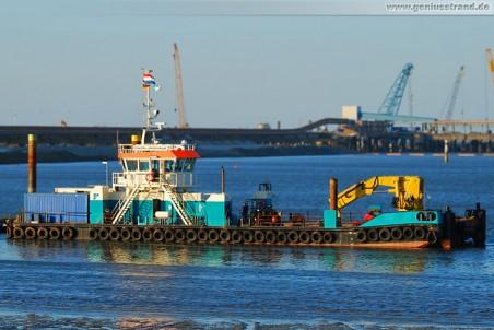 Mehrzweck-Arbeitsschiff Coastal Enterprise