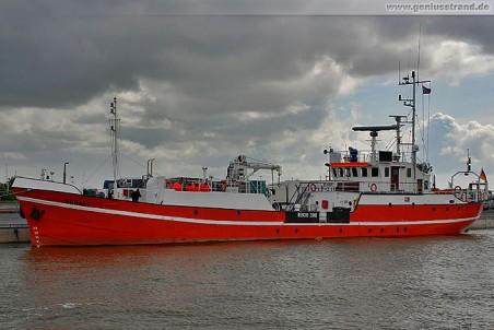Forschungsschiff Schall