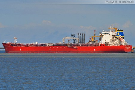 Tanker Neveska Lady