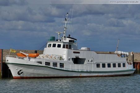 Passagierschiff Jens Albrecht