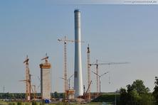 Baustelle GDF Suez Kraftwerk Wilhelmshaven