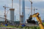 Kraftwerksbaustelle GDF Suez Wilhelmshaven