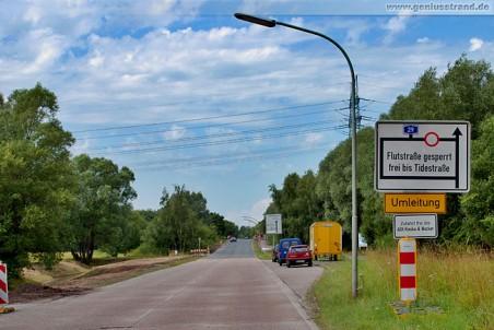 Zum Voslapper Leuchtturm - ehemals Posener Straße