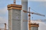 Drei klassische Betonbauwerke