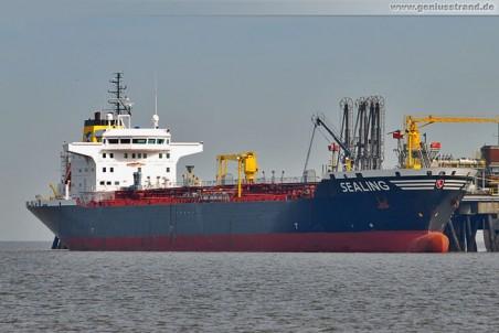 Tanker Sealing