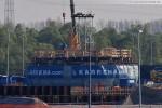 Tag 5 - Schornsteinbau des GDF Suez Kraftwerks in Wilhelmshaven