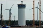 Tag 15 - Schornsteinbau des GDF Suez Kraftwerks in Wilhelmshaven