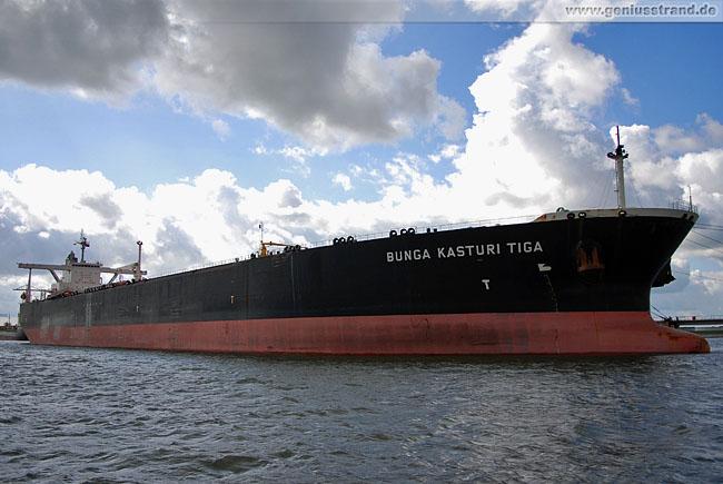 schiffe in wilhelmshaven vesseltracker