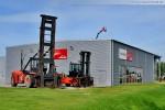 Containerstapler Linde H 460 und H 120/1200