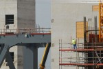 Eindrücke vom Kraftwerksneubau in Wilhelmshaven