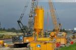 Kraftwerksbaustelle GDF Suez in Wilhelmshaven - Kraftwerkskühlung