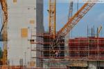 Kraftwerksbaustelle GDF Suez in Wilhelmshaven