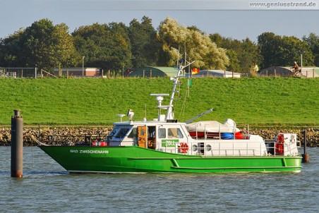 Zollboot Bad Zwischenahn am Maadesiel
