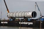Hooksiel Außenhafen: Reaktor für die Wilhelmshavener Raffineriegesellschaft