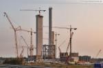 Kraftwerksbaustelle der GDF Suez Energie Deutschland in Wilhelmshaven