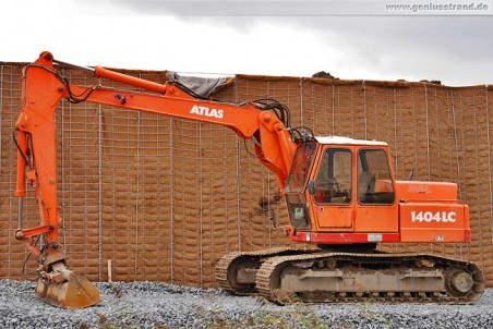Hydraulikbagger Atlas 1404 LC
