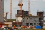 Impressionen von der Kraftwerksbaustelle GDF Suez in Wilhelmshaven
