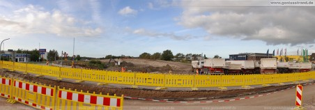 Autobahnanbindung JadeWeserPort: Bau der Verlängerung A 29