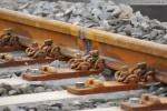 Die Gleiserschließung zum Hafengelände JadeWeserPort