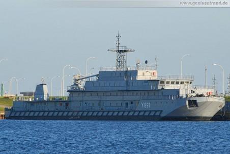 Wohnschiff Altmark (Y 891)