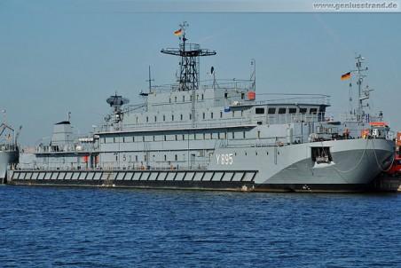 Wohnschiff Wische (Y 895)