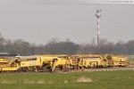 Sanierungsarbeiten am Industriestammgleis Nord (Strecke 1552)