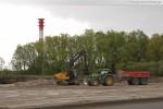 JadeWeserPort: Am zukünftiges Ausbauende der A 29