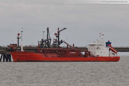 Tanker Prins Johan Willem Friso