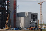 Kraftwerksneubau der GDF Suez in Wilhelmshaven
