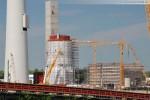 Aktuelle Bilder der GDF Suez KW-Baustelle in Wilhelmshaven
