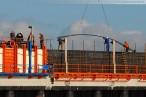 Bilder JadeWeserPort Hafenbaustelle Wilhelmshaven