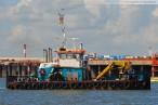 JadeWeserPort Baustelle Wilhelmshaven