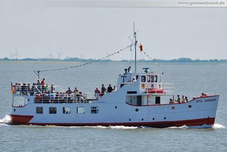 Passagierschiff Etta von Dangast