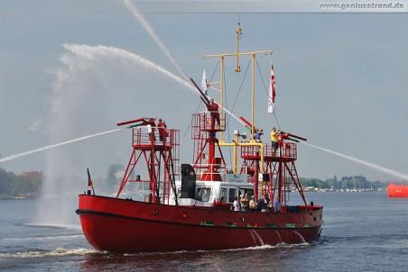 Feuerlöschboot Emden des EHF e.V. Wilhelmshaven