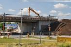 Autobahnanbindung JadeWeserPort: Kreuzungsbereich Niedersachsendamm