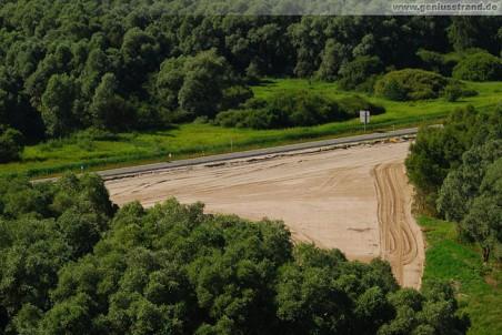 Autobahnanbindung JadeWeserPort: Hier entsteht ein Kreisverkehr