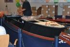 Weltrekordversuch: Längstes Containerschiff aus Legosteinen