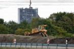 JadeWeserPort: Bauarbeiten Autobahnverlängerung BAB A 29