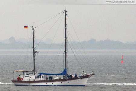 Museumsschiff Nordwind (Y 834) des Marinemuseum Wilhelmshaven