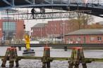 Wilhelmshaven: Sanierung der Kaiser-Wilhelm-Brücke