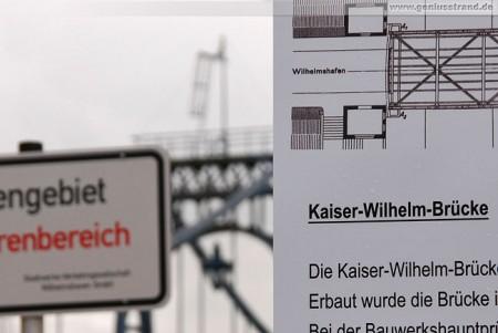 Wilhelmshafen statt Wilhelmshaven