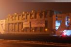 Wilhelmshaven: Schwertransport eines 495 t Transformators von Siemens