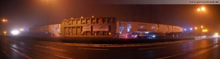 Wilhelmshaven: Schwerster Siemens-Transformator aller Zeiten fährt durch die Stadt
