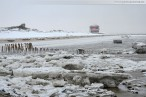 Winterbilder vom Hooksieler Strand 2010
