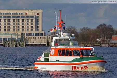 Seenotrettungsboot Otto Behr der DGzRS im Großen Hafen