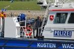 Das neue Küstenboot W 5 der Wasserschutzpolizei aus Wilhelmshaven