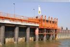 JadeWeserPort Wilhelmshaven: Fotos von der Hauptkaje